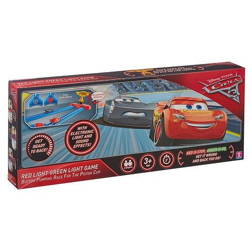 《 汽車總動員 Cars 》Cars3 活塞盃賽車遊戲╭★ JOYBUS玩具百貨