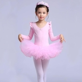 兒童體操服 兒童舞蹈服裝女童芭蕾舞裙考級服幼兒體操練功服少兒演出服 小宅女