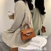 高級感小包包女2020流行新款潮韓版時尚單肩斜挎包洋氣手提凱莉包
