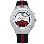 FERRARI 法拉利賽車設計款腕錶/0830022