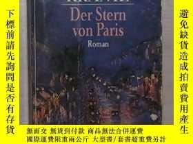 二手書博民逛書店德語原版罕見Der Stern von Paris von Ju
