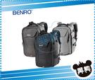 黑熊館 Benro 百諾 RANGER 400N 遊俠雙肩攝影後背包 1機身/5-6鏡頭/1閃光燈 勝興公司貨