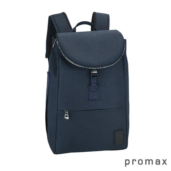 PROMAX (出清價65折) BEAM系列-14吋電腦背包-深藍色
