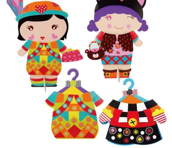 【奇買親子購物網】美國ALEX 娃娃家衣櫥
