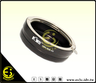 ES數位館 Canon EOS EF 鏡頭轉 Samsung NX5 NX10 NX11 NX100  NX 系統 機身鏡頭轉接環 KW27