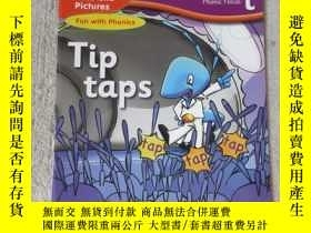 二手書博民逛書店Tip罕見taps(Words and Pictures Fun