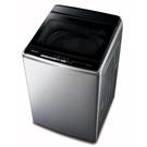 【南紡購物中心】【Panasonic 國際牌】17公斤雙科技溫水洗淨變頻洗衣機NA-V170GBS-S