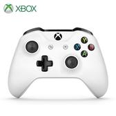 【Microsoft 微軟】Xbox One 無線控制器 白色 (贈手把支架)
