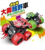 慣性四驅越野車兒童抗耐摔玩具車男孩模型車2-3-4-5歲寶寶小汽車 交換禮物