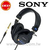 (預購)SONY MDR-7506 專業監聽耳罩式耳機 摺疊設計結構 公司貨