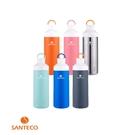Santeco Ocean 590ml保溫瓶 法國設計 便利 輕便 外出瓶 外出壺 水壺 公司貨