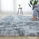 北歐毛絨客廳沙發茶幾地毯臥室可愛房間床邊毯滿鋪榻榻米定制地墊 黛尼時尚精品