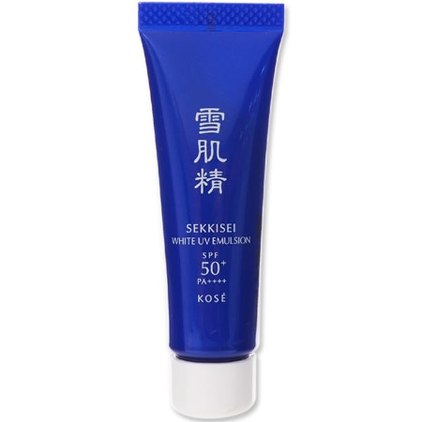 Kose 高絲 雪肌精光感澄皙UV柔膚乳(SPF50)10g【小三美日】