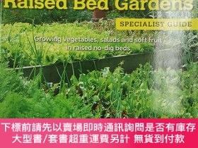 二手書博民逛書店Home罕見Gardener s No-Dig Raised Bed Gardens Specialist gui