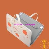 手提筆電包 筆記本電腦包蘋果可愛華為內膽包14寸15寸女時尚