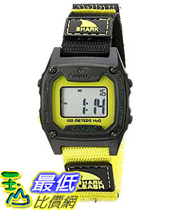 [106美國直購] Freestyle 手錶 Unisex 10022925 B00TYE8NQG Shark Classic Mini Digital Display Japanese Quartz Black Watch