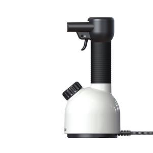 【居家抗敏殺菌消毒】LAURASTAR IGGI 手持式蒸汽掛燙機-白色