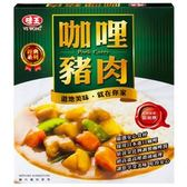 味王調理包-咖哩豬肉200g【康鄰超市】