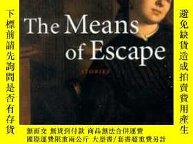 二手書博民逛書店The罕見Means Of EscapeY256260 Penelope Fitzgerald Houghto