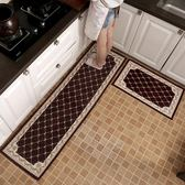 廚房地墊長條防滑吸水防油簡約家用衛生間門口地墊浴室地毯HD【新店開張8折促銷】