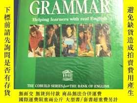 二手書博民逛書店ENGLISH罕見GRAMMAR(helping learners with real English)Y28