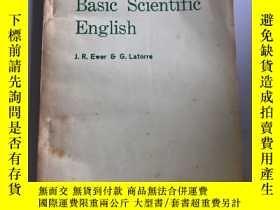 二手書博民逛書店A罕見Course in Basic Scientific En