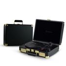 Goodmans Ealing Turntable 英國手提箱黑膠唱片機 黑膠唱片機 黑膠機 復古留聲機 黑膠唱盤 喇叭 唱機