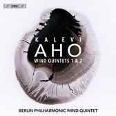【停看聽音響唱片】【SACD】阿侯:木管五重奏第1、2號
