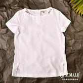 【ST.MALO】奧地利當代丰采100%天絲上衣-1864WT-芽白色
