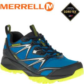 MERRELL CAPRA BOLT GORE-TEX® 男款低筒登山鞋  ML37421