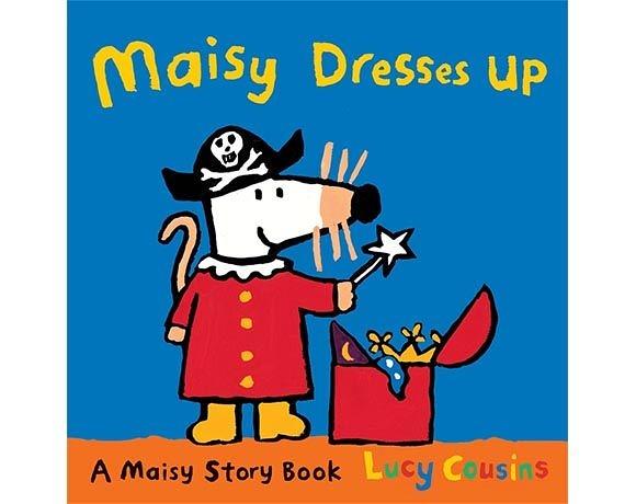 Maisy Dresses Up 波波的變裝派對故事小書