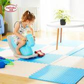 兒童臥室拼圖地板寶寶爬行墊60x60加厚拼接泡沫地墊榻榻米ATF  童趣潮品