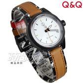 Q&Q SmileSolar MINI異國系列 021太陽能手錶 盧安達棕 童趣 女錶 防水手錶 學生錶 RP01J021Y