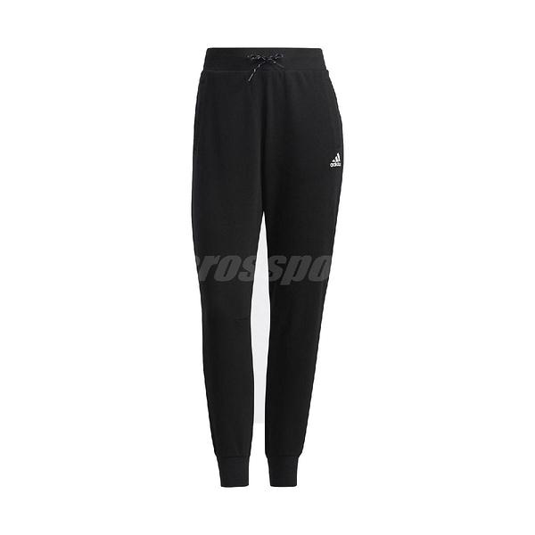 adidas 長褲 CNY Pants KNIT 黑 白 女款 錐型褲 專業 運動休閒【ACS】 GP0723