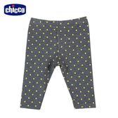 chicco-可愛動物系列-點點內搭長褲-灰