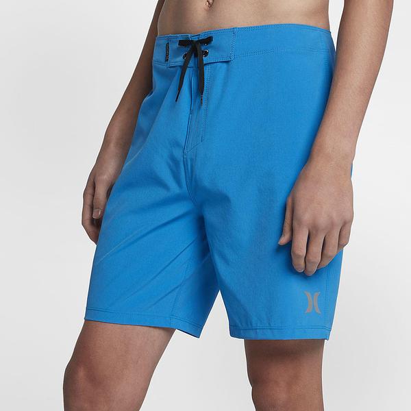 Hurley PHANTOM ONE & ONLY 18 海灘褲-藍(男)