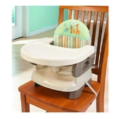 【奇買親子購物網】美國 Summer infant-可攜式活動餐椅(米色/粉紅)