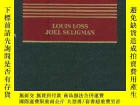 二手書博民逛書店Fundamentals罕見Of Securities RegulationY256260 Louis Los
