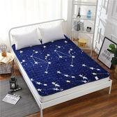 床墊 法蘭絨床褥學生宿舍床墊0.9單人1m薄款1.2m床1.5折疊水洗1.8m軟墊 莎拉嘿幼