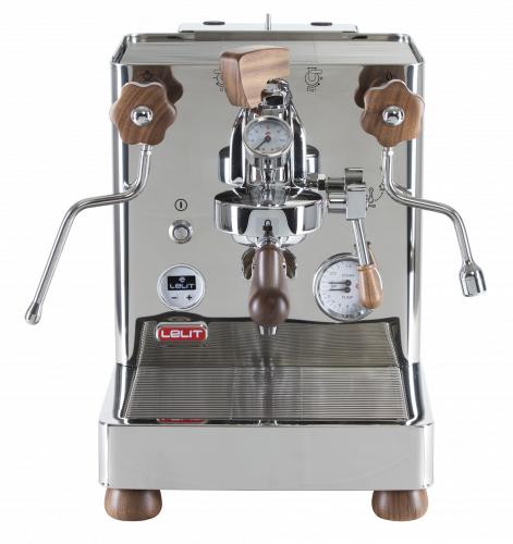 Lelit Bianca PL162T 220V-義大利單孔半自動義式咖啡機 可變壓 E61沖煮頭 家用/營業-良鎂