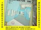 二手書博民逛書店ARKITEKTUR罕見DK 1984 3Y203004