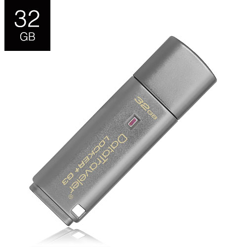 Kingston 金士頓 DataTraveler Locker+ G3 DTLPG3 32G B 隨身碟