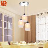 現代簡約創意LED吊燈LVV3299【KIKIKOKO】