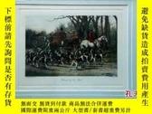 二手書博民逛書店19世紀英國畫家Henry罕見Thomas Alken《狩獵圖》