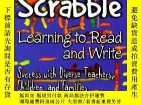 二手書博民逛書店Scribble罕見Scrabble--learning To