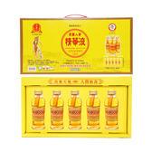 金蔘-韓國高麗人蔘精華液禮盒(5入/盒,共5盒)