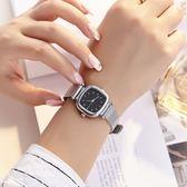 2018新款韓版潮流時尚女錶簡約休閒大氣鋼帶手鍊錶小錶盤學生手錶【端午節免運限時八折】