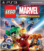 PS3 樂高:驚奇超級英雄(美版代購)