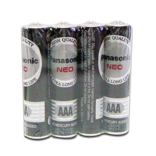 《鉦泰生活館》國際牌4號電池AAA 4入/組 NA4