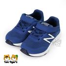 New Balance Premus 足弓發展用鞋 藍色 魔鬼氈 小童鞋 NO.R4910